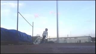 High jump training in Karditsa - Carry on
