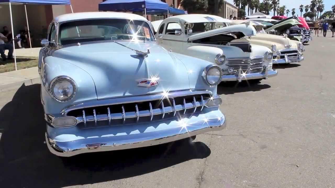 Ventura Car Show Fairgrounds