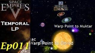 Space Empires V - Temporal -  Ep011