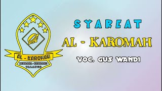 SYAREAT Versi Hadrah || AL - KAROMAH