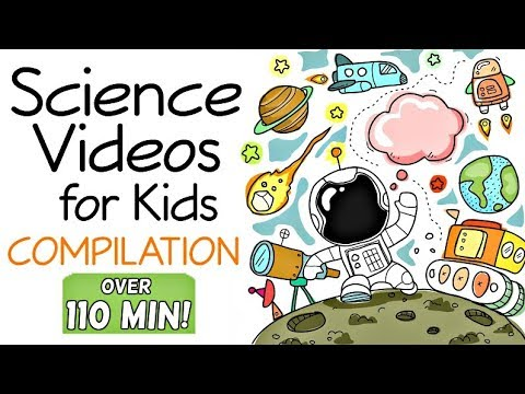 Science Videos for Kids Compilation | Planets, Plants and More!