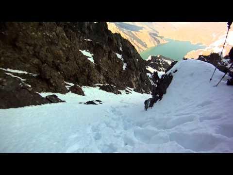 Cerro Punta Negra, 4127 mts, Santiago de Chile, año 2012 | HD