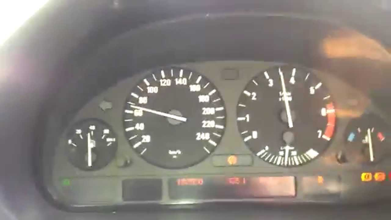 bmw e38 series 7 2001 automatic transmission fail [ 1280 x 720 Pixel ]