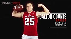 #Pack2K17 - Dalton Counts