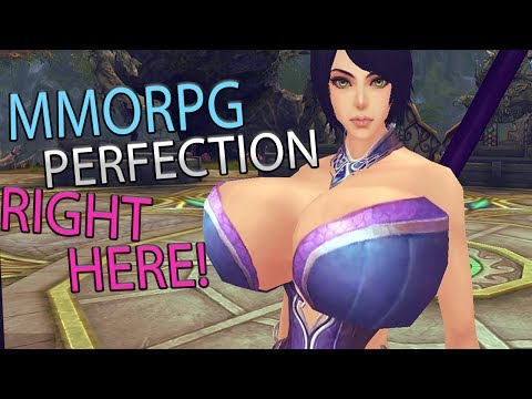 Is Perfect World The Perfect MMORPG?