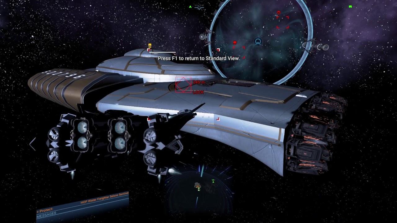 X4 Foundations: Captial Ship Boarding Tutorial (Basics)