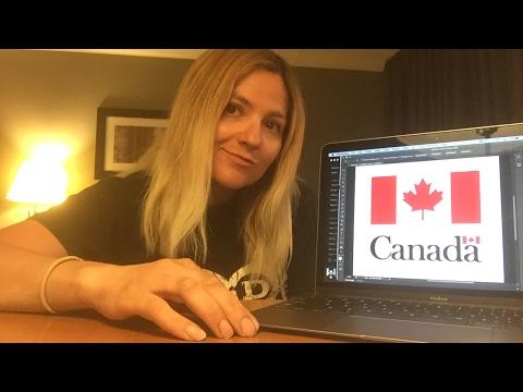 Como emigré a Canada - live