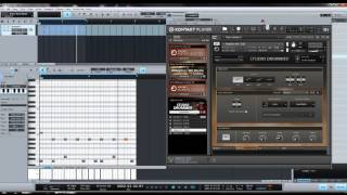 NI Studio Drummer tutorial part 1