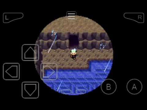 Pokemon Mega Emerald xy: Catch thondurus (Distortion Cave)