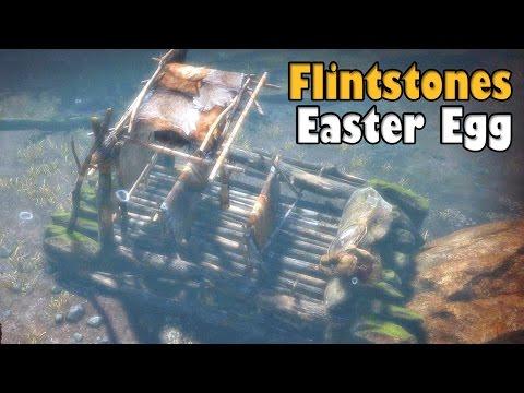 Easter Egg Do Carro Dos Flintstones No Far Cry Primal