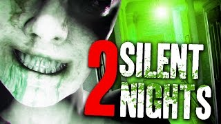 SILENT NIGHTS 2 (ALPHA) - Indie Horror Game - 2 GEISTER!???