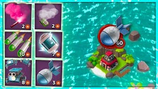 Boom Beach DEFEATING Imitation Game with ONLY GBE!! Plus Task Force Operation Gameplay!