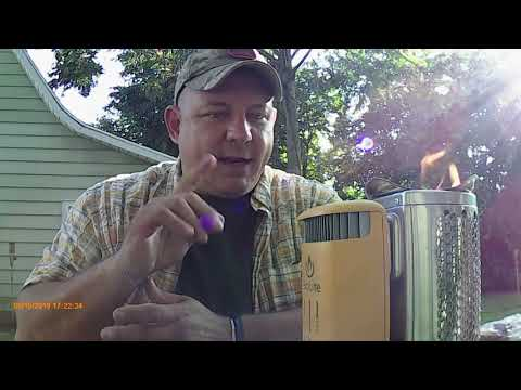 Biolite Camp Stove 2 Review Part 4 and Final Thoughts