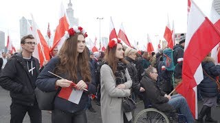 The Polish Independence Day March 2019