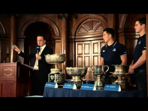 The Bank of Ireland Leinster Schools Cup 2016 Draws