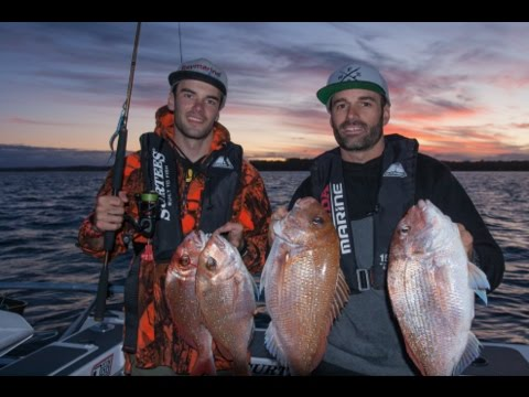 Fishing & Adventure Season 4 Ep 1 - HOUHORA