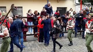 Encierro de La Puebla del Río 2019