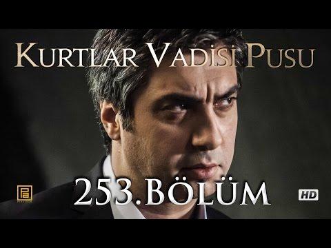 Kurtlar Vadisi Pusu 253. Bölüm HD   English Subtitles   ترجمة إلى العربية