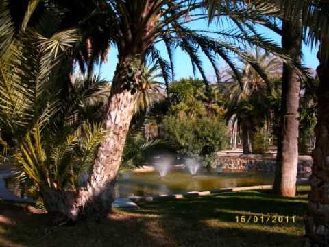 Jardines del Real o Viveros .wmv