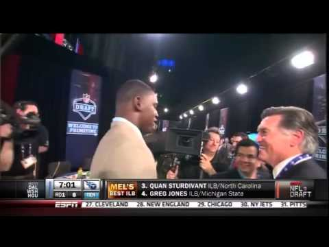 Aldon Smith drafted by the 49ers