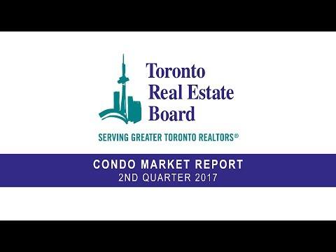 TREB Condo Market Report - 2nd Quarter
