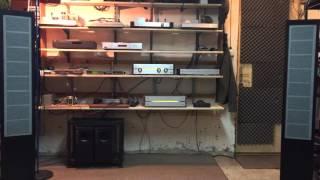 DIY Electrostatic loudspeakers - Test 35 by Elvis Rakic