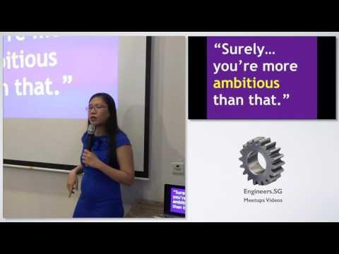 Dr. Martha Tara Lee - Fuckup Nights Singapore