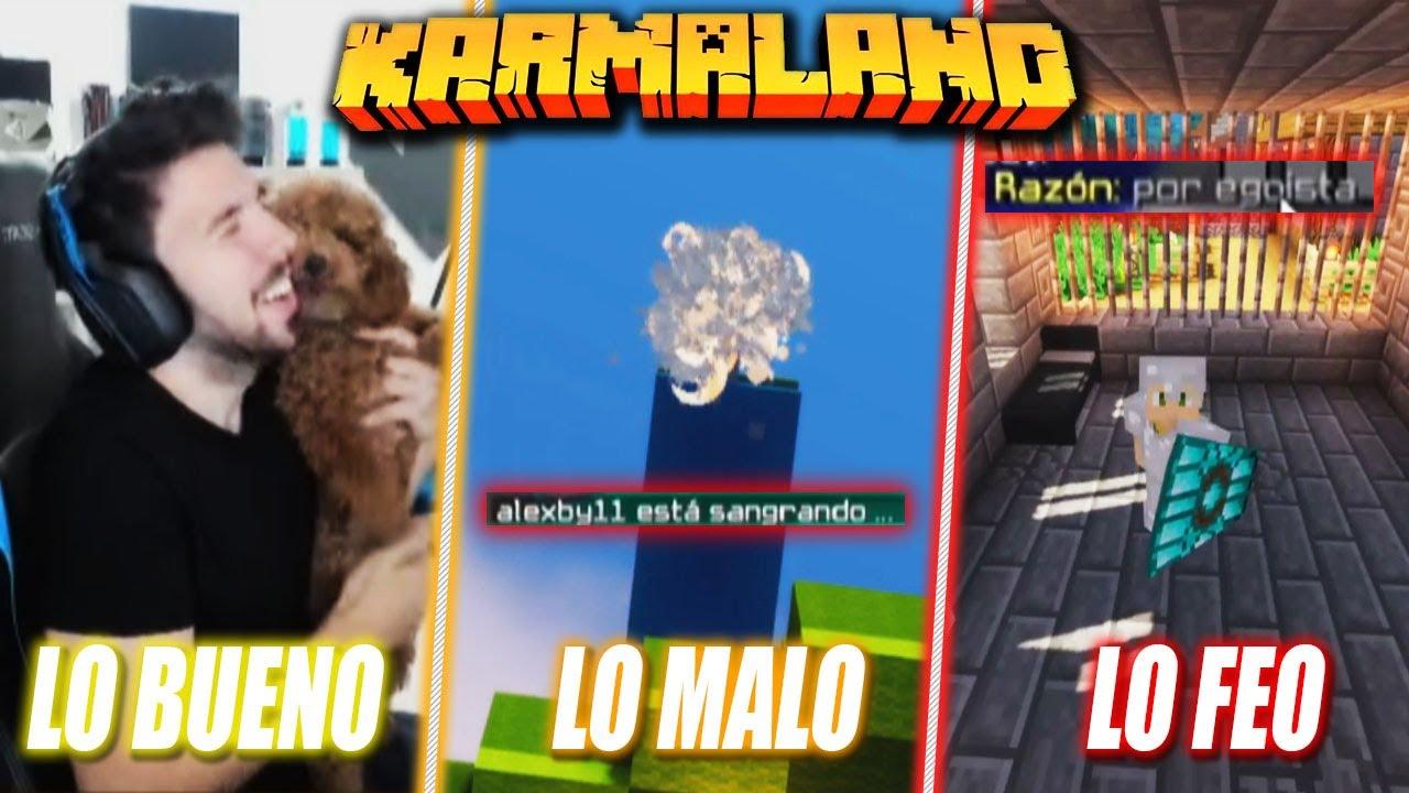 LO BUENO, LO MALO Y LO FEO DE WILLYREX EN KARMALAND #3