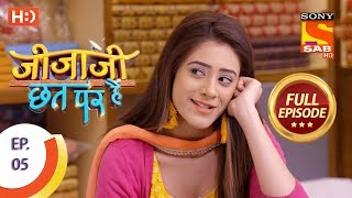 Jijaji Chhat Per Hai  - Ep 05 - Full Episode - 15th January, 2018