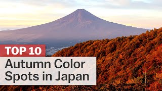 Top 10 Autumn Color Spots in Japan | japan-guide.com