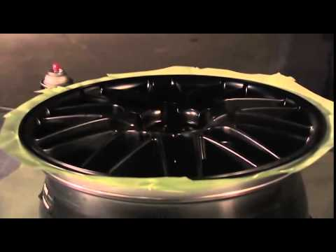 Dupli Color Hyper Silver Wheel Coating // Supercheap Auto