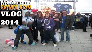 MCM London Comic Con 2014 Shenanigans