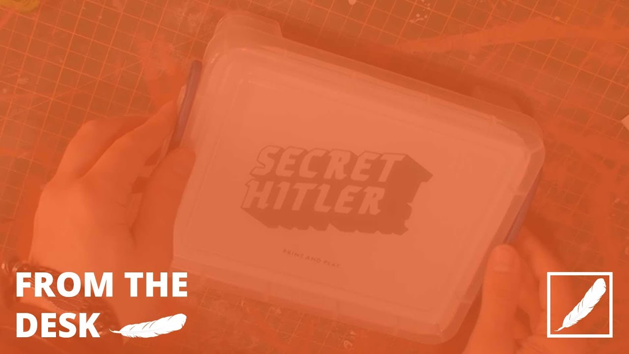image relating to Secret Hitler Printable titled Print and Engage in Top secret Hitler - Towards the Table