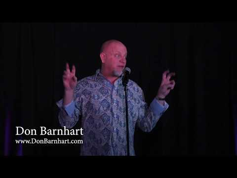 Don Barnhart Standup Comedy Demo