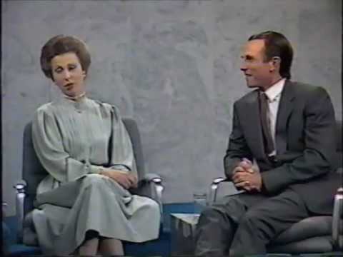 Princess Anne - Parkinson interview (part five) - with Captain Mark Phillips