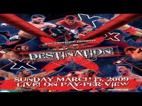 Bryan & Vinny: TNA Destination X 2009 Review