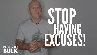 Stop Making Excuses! (How to Get to the Gym)