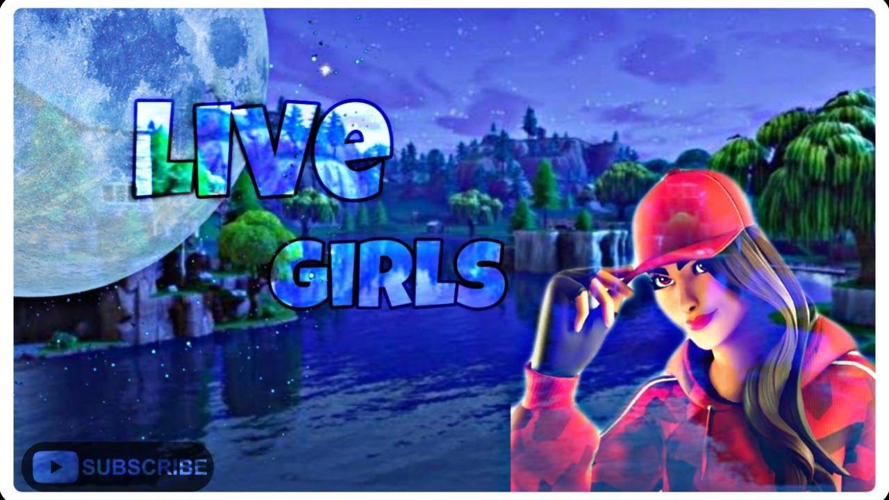 Live Fortnite fr [girl] duo/section/crea