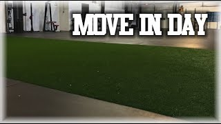 Move In Day | Private Fitness Club | Ascension Performance LLC