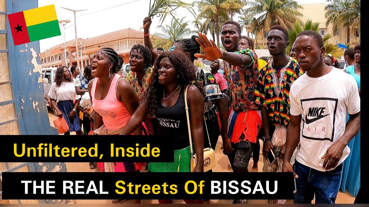 Download Driving In Bissau CBD, Then This Happened! #GuineaBissau Africa Ep.4