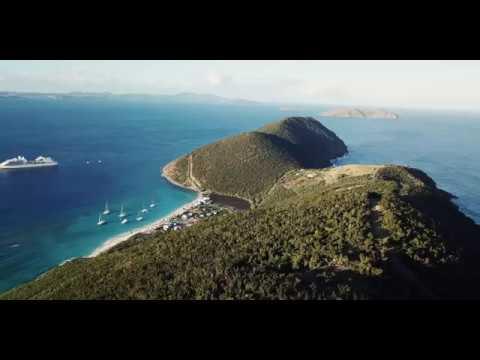 British Virgin Islands - Aerials