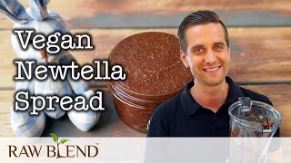 How to make a Vegan Newtella S…