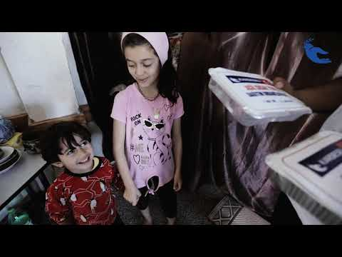 Acil Sıcak Yemek Dağıtım Organizasyonu - Gazze