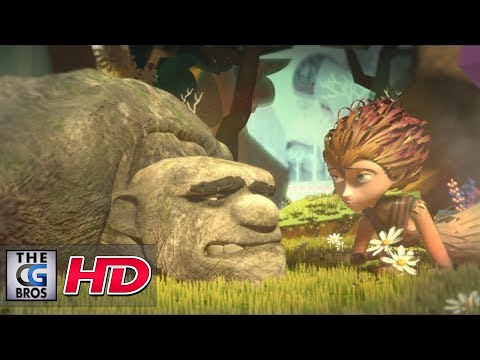 "CGI Animated Shorts : ""BROKEN : Rock, Paper, Scissors"" by - The Broken Team 