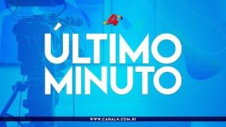 (EN VIVO) Ministerio de Salud brinda importante información al pueblo de Nicaragua