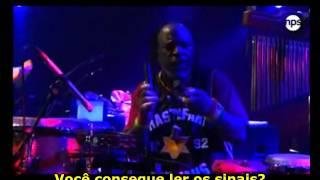 Damian Marley e Nas[TRADUZIDO/LEGENDADO] Patience AO VIVO E CLIPE