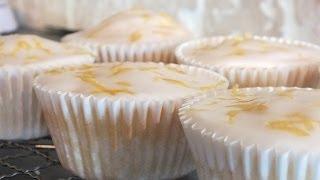 Lemon Drizzle Cupcakes | Baking 'ell