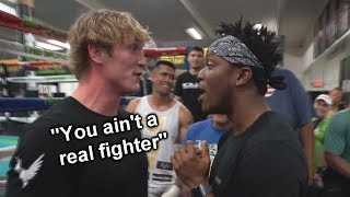 Logan Paul Couldn't Lose After All This Trash Talking Against KSI