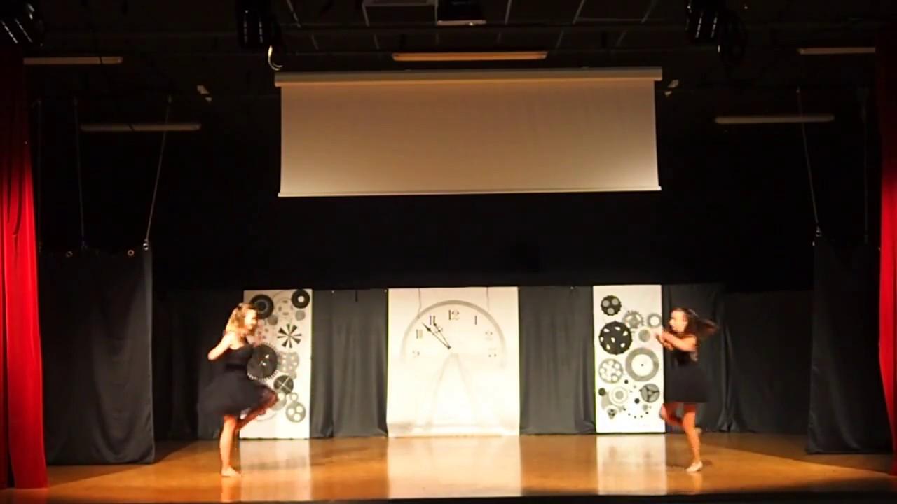 Le miroir gala modern 39 danse 2017 youtube for Miroir youtubeuse