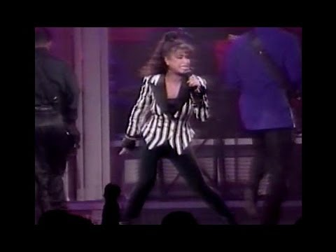 Paula Abdul - Under My Spell Tour (1992)